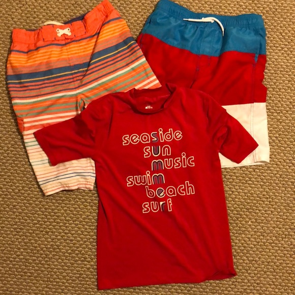 2d4915efd8 Cat & Jack Swim | Boys Size 16 Xl Wear Lot | Poshmark